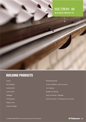 Finlayson's Building Products