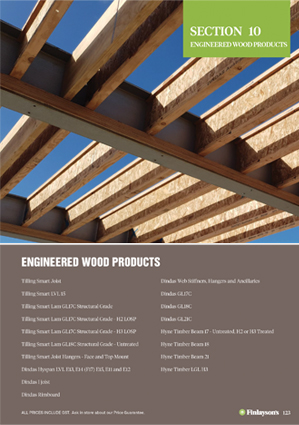 Finlayson's Engineered Wood Products