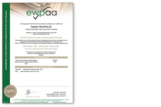 Finlayson's Environmental Certification