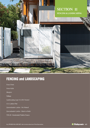 Finlayson's Fencing and Landscaping