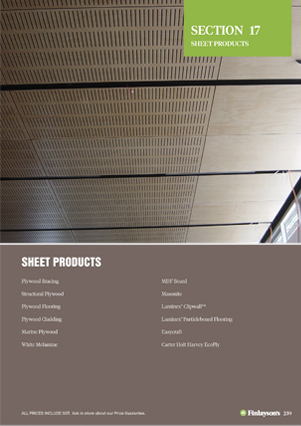 Finlayson's Sheet Products